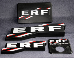 ERF Truck Plastic Components